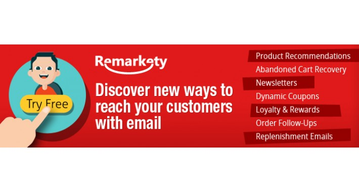 Email Marketing by Remarkety