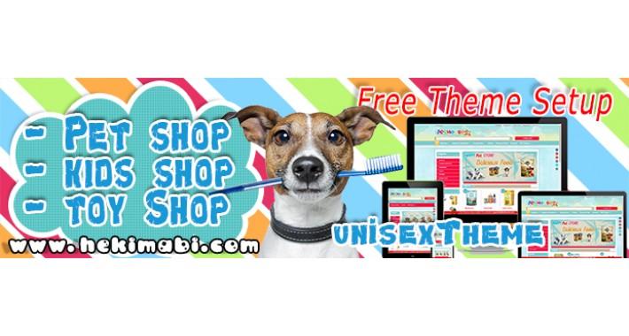 a Pet Shop - Animal shop