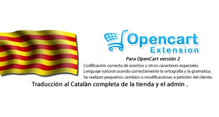 ✔  Idioma Catala