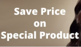 Save Price on Special Product