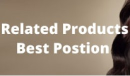 Related Products Best Position