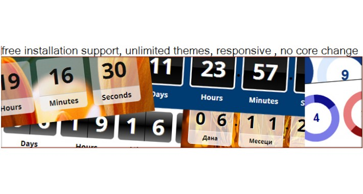 Limited offer / Smart Special Countdown timer module