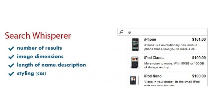 Search Whisperer