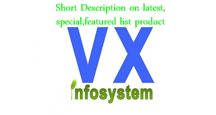 vx short description