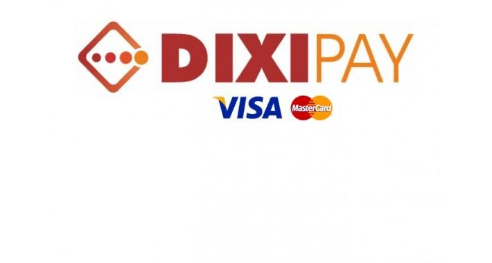 DIXIPAY Payment Gateway (Credit Card)