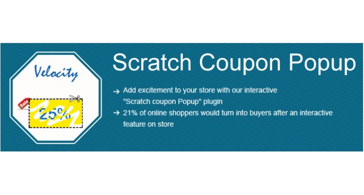 Scratch Coupon - Acquire new customers