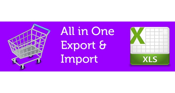 All in One Export & Import