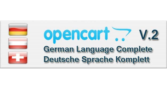 Deutsche Sprache / German Language 2.x