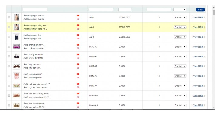 Preview Product Category Information in Admin with seo url VQMOD