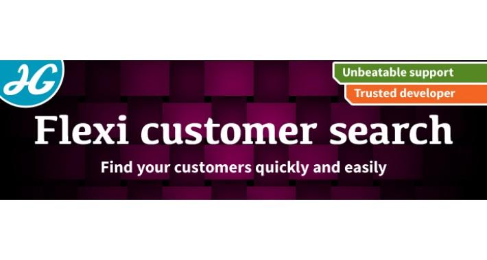 [VQMOD] Flexible customer search 2.X