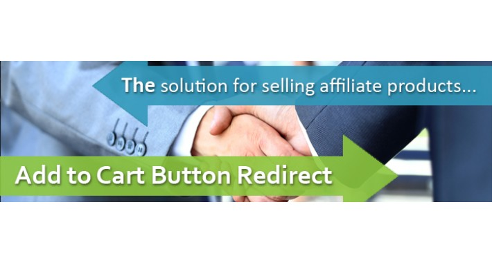 Add To Cart Button Redirect (VQMod)