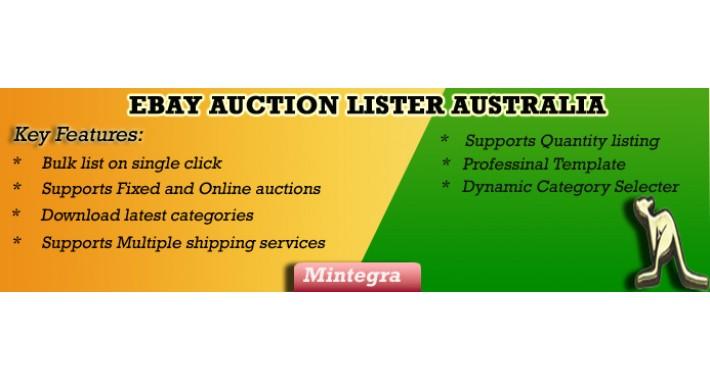 Opencart Ebay Auction Lister 2 0 Opencart Australia Oc 1 5 X 2 X