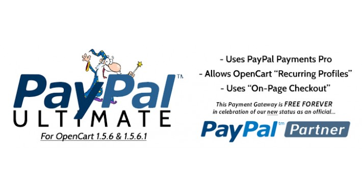 PayPal Pro Ultimate - On Page Checkout w/ Recurring Profiles