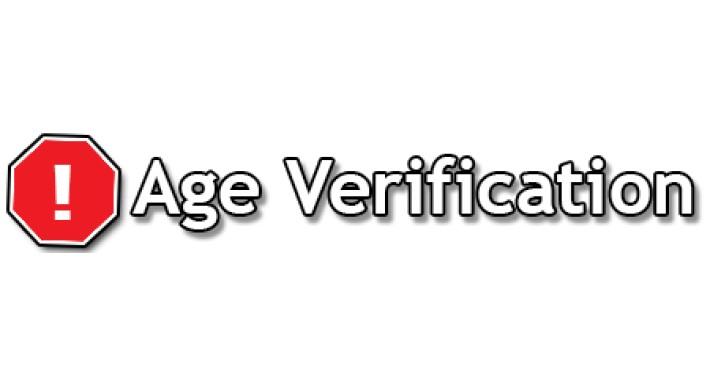 Age Verification Popup