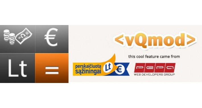 Single click LTL to EUR migration (vQmod)