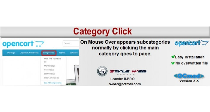 Category Click