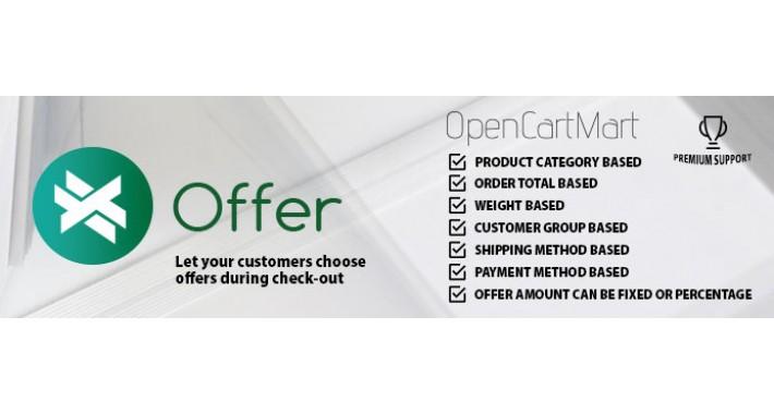 X-Offer / Optional fee