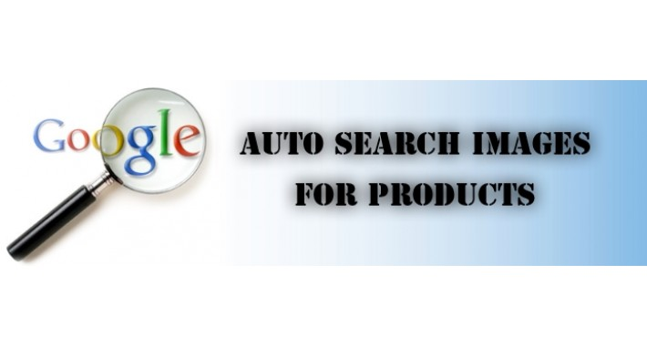 Auto Search Images for Products