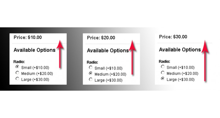 Product Base Price - Set MIN or MAX Option Price as Base Price