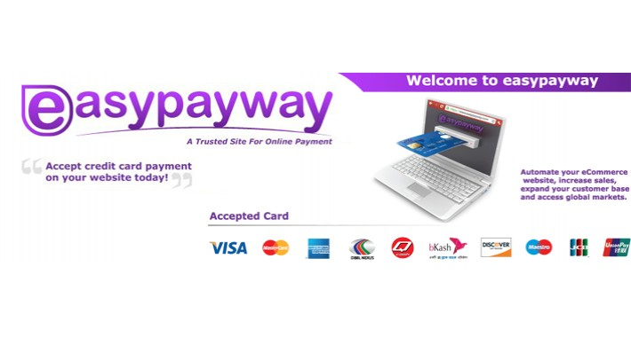 EasyPayWay-Online Payment Gateway For Bangladesh