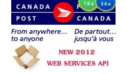 Canada Post WebService Live Rates 1.5.x/2.x/Mijo..