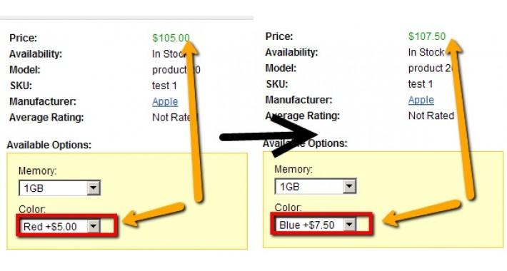 Option Price Update (Redux)