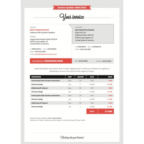 Opencart - Order Status Email Templates | Pdf Invoice | Html Email
