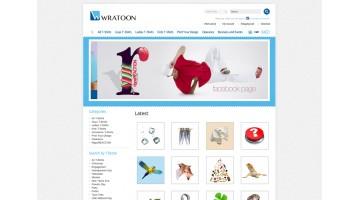 Wratoon - T-Shirts Dubai