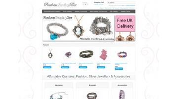 Pandoras Jewellery Box
