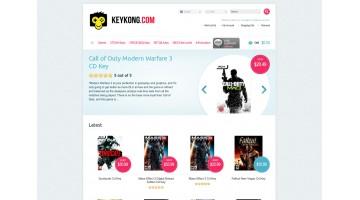 KeyKong.com