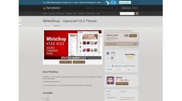 WhiteShop Store