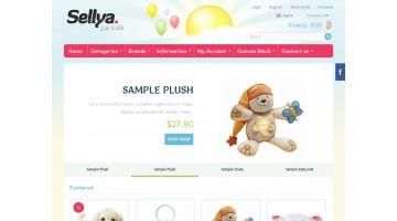 Sellya - Responsive