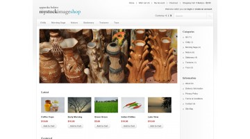 My Stock Image Shop