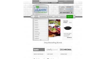 Cilantro The Cooks Shop