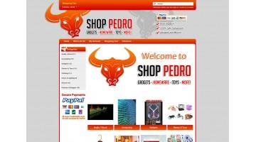 Shop Pedro