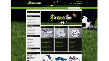Pro Boot Room
