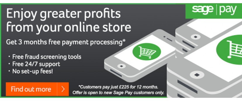 Increase your Profits with Sage Pay