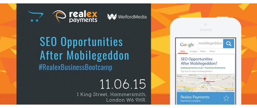 OpenCart Meetup: Business Bootcamp | SEO Opportunities After Mobilegeddon