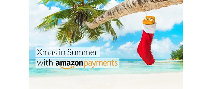 Xmas in Summer with Amazon Payments