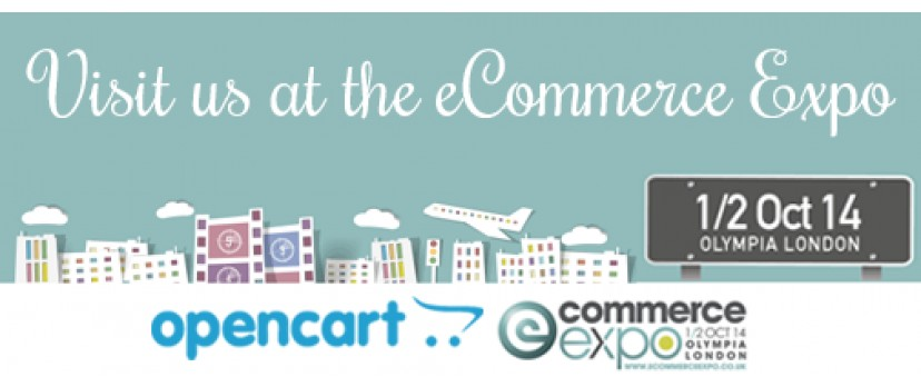 Visit us at the eCommerce Expo in London!