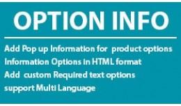 Option Info