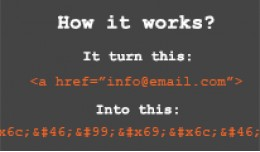 Obfuscate Email