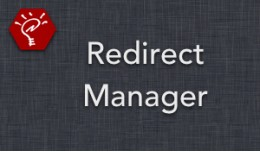 (1.5.x) Redirect Manager