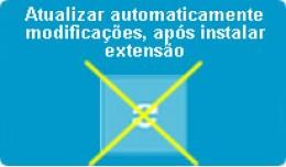 Atualizar automaticamente modificações após i..