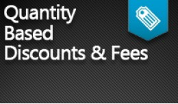 Quantity-Based Discounts & Fees PRO