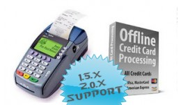 Offline Credit Card w/Luhn and Encryption (1.5/2..