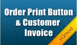 Order Print Button in Success, History page - SA..