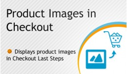 Product Images in Order Checkout