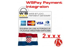 WSPay Payment Integration for 2.x.x.x