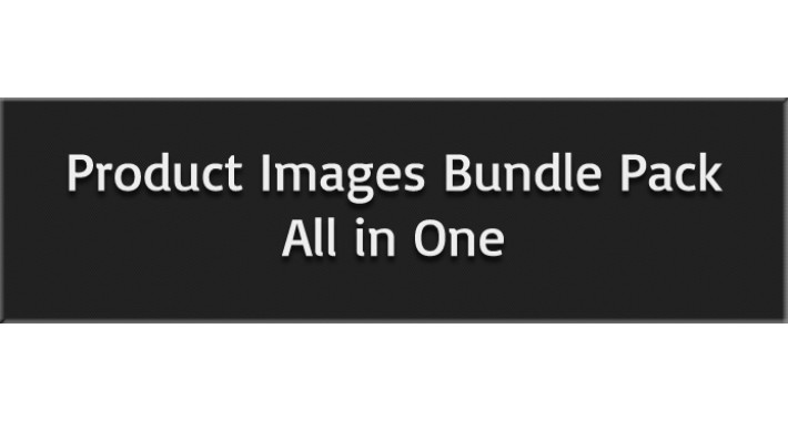 Product Images Bundle Pack (vQMod)